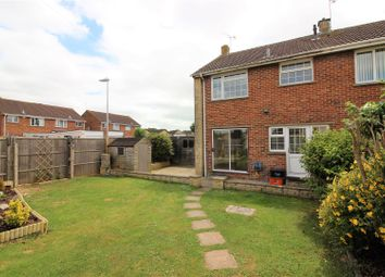 Thumbnail 3 bed end terrace house for sale in Melford Walk, Nythe, Swindon
