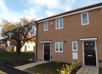 Thumbnail 2 bed terraced house for sale in Morley Carr Farm, Allerton Balk, Yarm, North Yorkshire