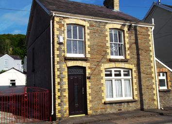 Thumbnail 3 bed detached house to rent in Swansea Road, Trebanos
