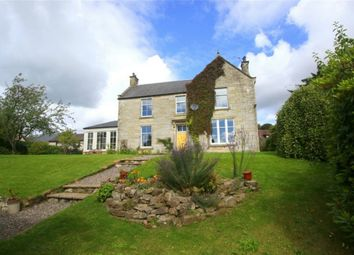 Thumbnail 5 bed detached house for sale in The Old Manse With Building Plot, 3 Perth Road, Milnathort, 9Xu, Scotland