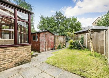 Thumbnail 3 bed end terrace house to rent in Leydon Close, Rotherhithe, London