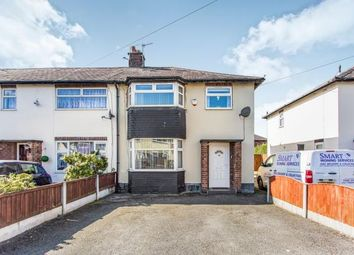 Thumbnail 3 bed end terrace house for sale in Marshall Avenue, Warrington, Cheshire