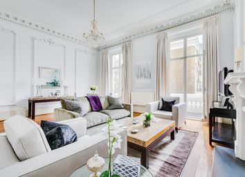 Thumbnail 2 bed flat to rent in South Eaton Place, London