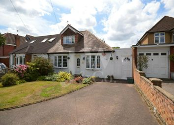 Thumbnail 3 bed semi-detached bungalow for sale in Tippendell Lane, Park Street, St. Albans
