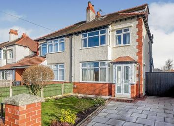 Thumbnail 4 bed semi-detached house for sale in Forefield Lane, Crosby, Liverpool, Merseyside