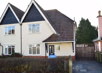 Thumbnail 3 bed semi-detached house to rent in Vale Heights, Vale Road, Parkstone, Poole