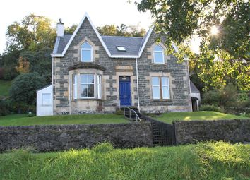 Thumbnail 5 bed detached house for sale in Pier Road, Tarbert
