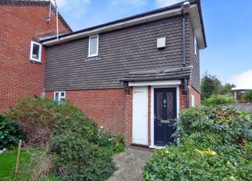 Thumbnail 2 bed end terrace house to rent in Hampton Court, River Road, Littlehampton