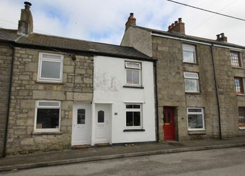 Thumbnail 1 bed terraced house for sale in Chapel Street, St. Day, Redruth
