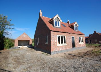 4 bed detached house for sale in Plot 3, Gunby Road, Orby PE24