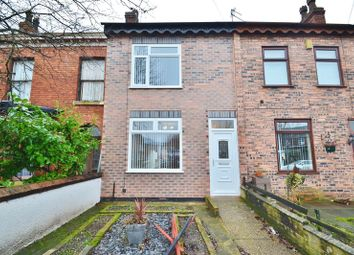 Thumbnail 2 bed terraced house for sale in Franklin Street, Eccles, Manchester