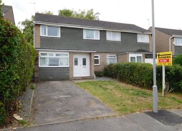 Thumbnail 3 bedroom property to rent in Carisbrooke Crescent, Hamworthy, Poole