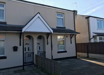 Thumbnail 2 bedroom semi-detached house to rent in Railway Street, Southport