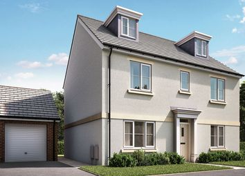 """Thumbnail 5 bed detached house for sale in """"The Lutyens"""" at Butt Lane, Thornbury, Bristol"""