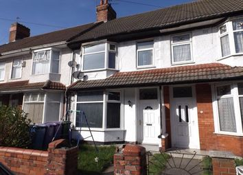 Thumbnail 4 bed terraced house for sale in Rawcliffe Road, Walton, Liverpool, Merseyside