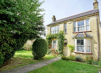 Thumbnail 3 bed detached house for sale in Great North Road, Eaton Socon, St Neots