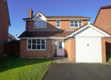 Thumbnail 4 bedroom detached house for sale in Rotherhead Close, Horwich, Bolton