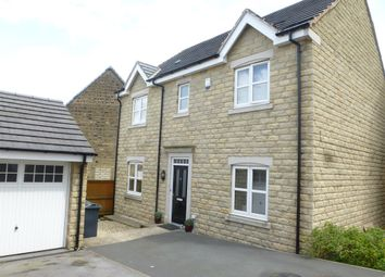 Thumbnail 4 bedroom detached house for sale in Plover Mills, Lindley, Huddersfield