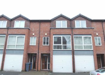 Thumbnail 3 bedroom town house for sale in Mentor Street, Longsight, Manchester