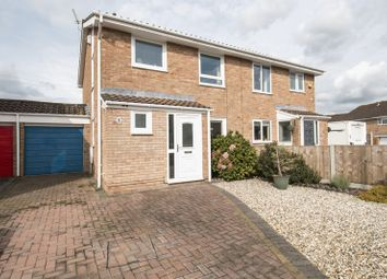 Thumbnail 3 bed semi-detached house for sale in Stanway, Bitton, Bristol