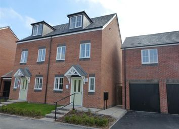 Thumbnail 4 bedroom semi-detached house to rent in Meadow Street, Walsall
