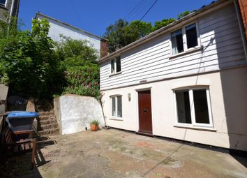 Thumbnail 2 bed cottage for sale in Undercliff Road West, Felixstowe