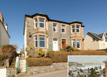 Thumbnail 5 bed property for sale in Ardconnel Road, Oban