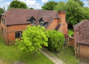 Thumbnail 4 bed detached house for sale in Beenham, Reading