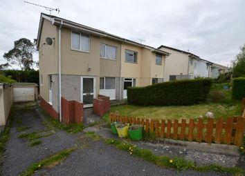 Thumbnail 3 bed semi-detached house for sale in Oaklands Park, Buckfastleigh, Devon