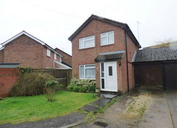 Thumbnail 3 bed link-detached house for sale in The Paddock, Somersham, Huntingdon