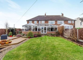 Thumbnail 5 bed semi-detached house for sale in Main Road, Hoo, Rochester