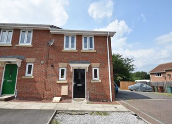 Thumbnail 3 bed town house for sale in Brotherton Court, Knottingley
