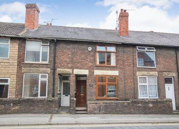 3 bed terraced house for sale in King Street, Alfreton DE55