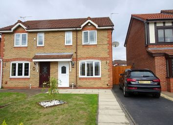 Thumbnail 3 bed semi-detached house for sale in Roemarsh Close, West Derby, Liverpool
