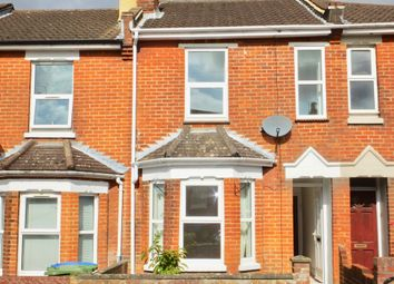 Thumbnail 2 bed terraced house for sale in Norham Avenue, Shirley, Southampton
