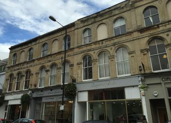 Thumbnail 4 bed flat to rent in Alma Road, Clifton, Bristol