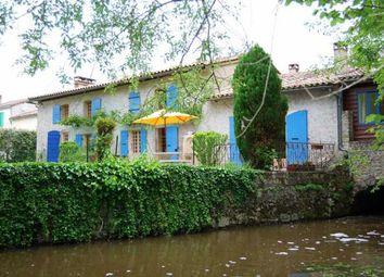 Thumbnail 4 bed detached house for sale in Montguyon, Jonzac, Charente-Maritime, Poitou-Charentes, France