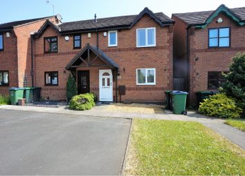 Thumbnail 2 bed end terrace house for sale in Tividale Street, Tipton
