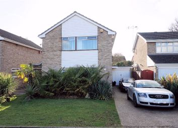 Thumbnail 3 bedroom detached house for sale in Birling Drive, Luton