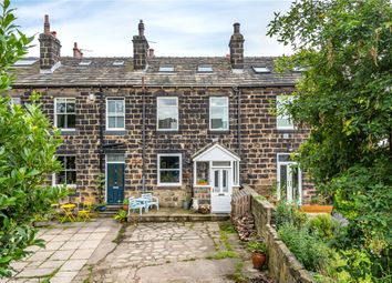 Thumbnail Terraced house for sale in Hopwood Bank, Horsforth, Leeds, West Yorkshire