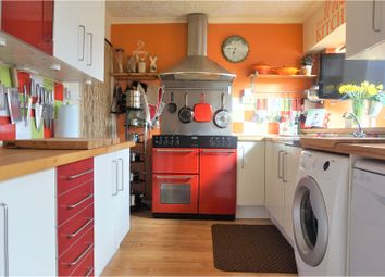 Thumbnail 3 bed terraced house for sale in Woodstock Road, Kingswood