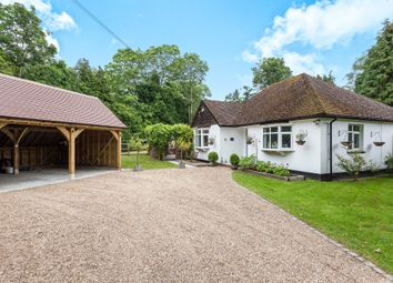 Thumbnail 4 bedroom detached bungalow for sale in Church Road, Burstow, Horley