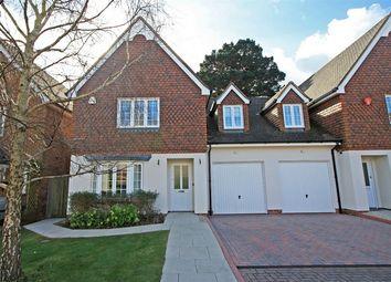 Thumbnail 4 bed semi-detached house for sale in Long Close, Pennington, Lymington, Hampshire