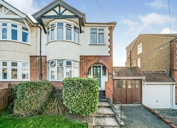 3 bed semi-detached house for sale in Trinity Road, Ware SG12