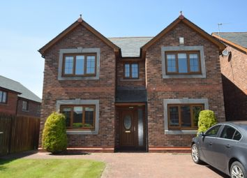 Thumbnail 4 bed detached house for sale in Chapel Field, Walney, Barrow-In-Furness