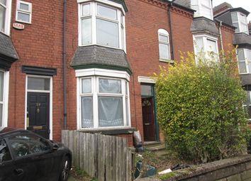 Thumbnail 6 bedroom terraced house to rent in Summerville Terrace, Harborne Park Road, Harborne, Birmingham