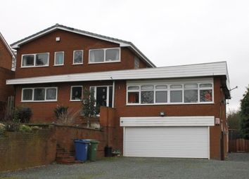 Thumbnail 4 bed detached house for sale in Littleworth Hill, Hednesford, Cannock, Staffordshire
