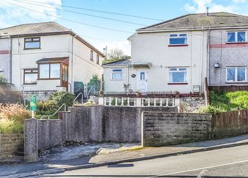 Thumbnail 3 bedroom semi-detached house for sale in Elphin Road, Townhill, Swansea