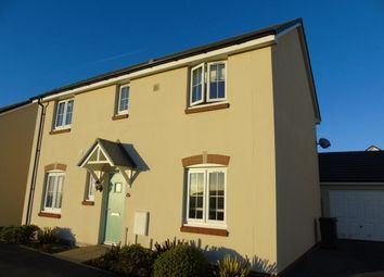Thumbnail 4 bedroom link-detached house to rent in Allt Y Sgrech, Kidwelly