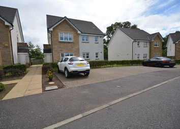 Thumbnail 2 bed flat for sale in Jean Armour Drive, Annandale, Kilmarnock